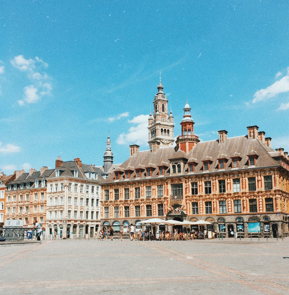 Weekend Getaway To Lille